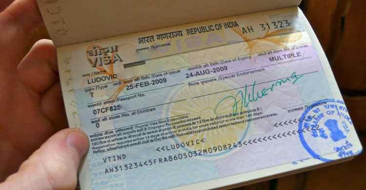 ফের চালু হচ্ছে অনলাইনে ভারতীয় ভিসা প্রদান